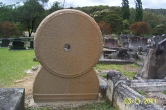 Stuarts Headstone 031